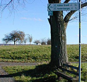 Wegebezeichnung 2